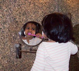 Ukti brushing