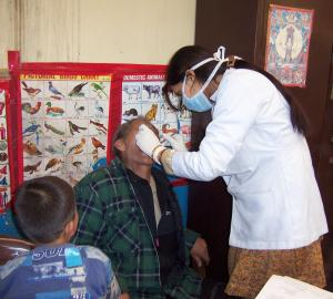Ajay Mahajan project in Tibet-1