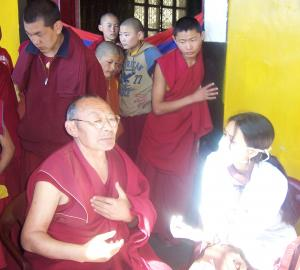 Ajay Mahajan project in Tibet-4