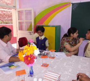 Camp at Stemfield International School, Jabalpur on 28-09-2012